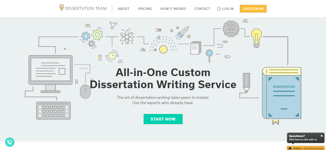 Best Dissertation Writing Services 1